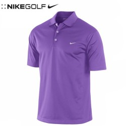 Nike Dri fit Golf Manga Corta